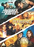 Journey to the Center of the Earth / Inkheart / City of Ember