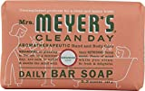 Mrs. Meyers Bar Soap Geranium 5.3 OZ (Pack of 12) Review