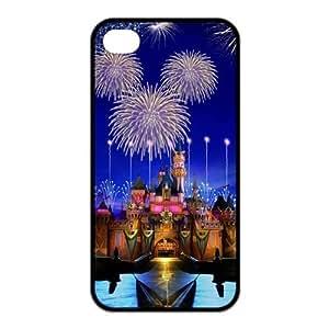 Mystic Zone Cartoon Disney Dream Castle Diy For SamSung Note 4 Case Cover PC Back Cover Fits Cases KEK1534