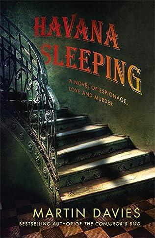 book cover of Havana Sleeping