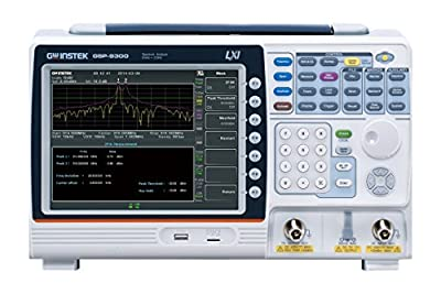 Instek GSP-9300 Spectrum Analyzers - 3GHz