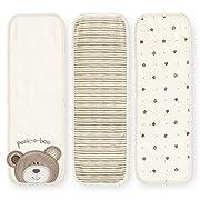 Koala Baby 3 Pack B Is For Bear Terry Burp Cloth