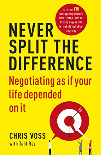 Price comparison product image Never Split the Difference: Negotiating as if Your Life Depended on It