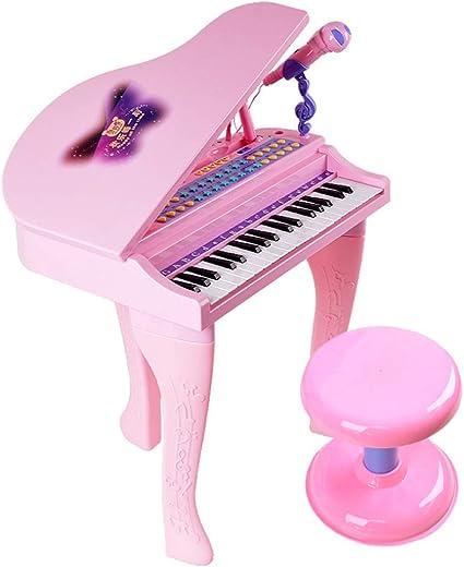 Guía De Luz De 37 Teclas para Tocar El Piano Pequeño, Teclado ...