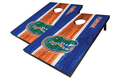 Wild Sports 2'x3' NCAA College Florida Gators Cornhole Set