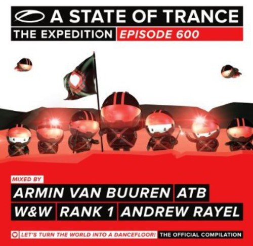 (State of Trance 600)