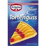 Dr. Oetker Tortenguss Klar (Clear Cake Glaze )- 3 pack by Dr. Oetker