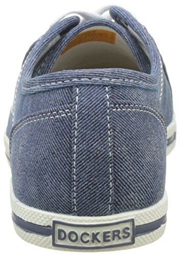 Basses By Femme Gerli Baskets blau Dockers 610600 27ch221 Bleu SXxnAxTW