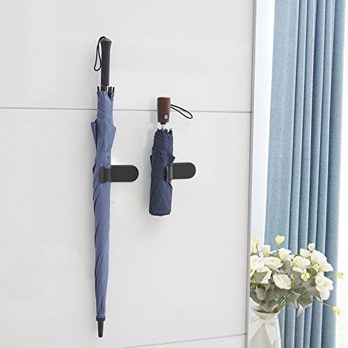 JIALI Regenschirmhalter Regenschirmhalter zum Aufkleben von Regenschirmen f/ür Zuhause und Auto