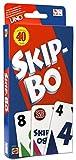 Mattel Games 42050 Skip Bo Card Game