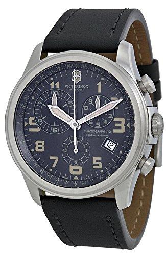 Swiss Army 241578 Victorinox Infantry Vintage Mens Watch - Grey Dial