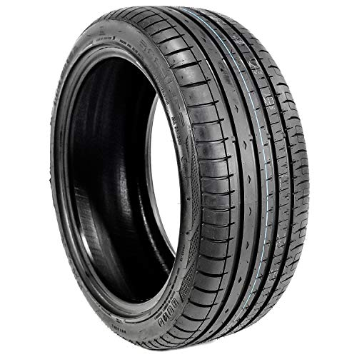 Accelera Phi-R High Performance All Season Tire - 245/50ZR18 104W XL (Tires 245 50 18)