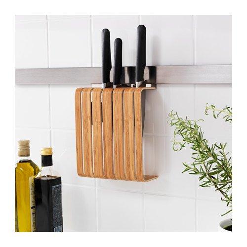 Emazing RIMFORSA para cuchillos, color bambú: Amazon.es: Hogar