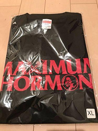 マキシマムザホルモン HRPK CREW ハラペコ クルー Tシャツ 2017 会場限定 XLサイズの商品画像