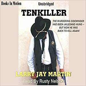 Tenkiller Audiobook