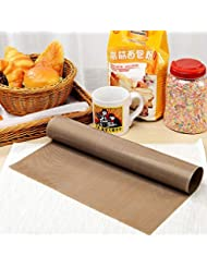 30x40cm Pastry Baking Oilpaper Mat Oilcloth Non-stick High Temperature Resistant Fabric Cloth Baking Oven