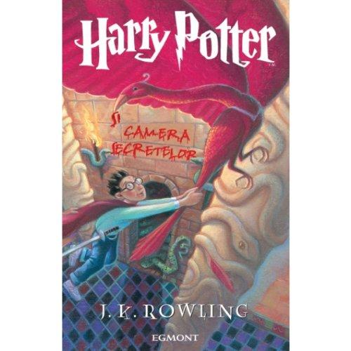 Harry Potter si Camera secretelor volumul 2 - J K Rowling ...