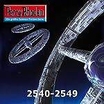 Perry Rhodan: Sammelband 15 (Perry Rhodan 2540-2549) | Christian Montillon,Hubert Haensel,Leo Lukas,Michael Marcus Thurner,Arndt Ellmer,Marc A. Herren