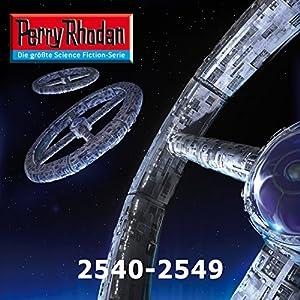 Perry Rhodan: Sammelband 15 (Perry Rhodan 2540-2549) Hörbuch