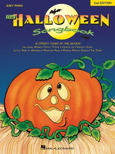 Halloween Songbook Easy Piano (2nd Second Edition) [Paperback] ()