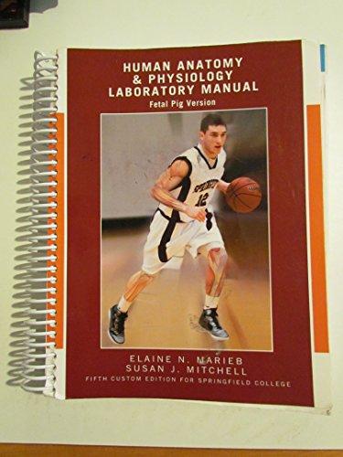 human anatomy and physiology laboratory manual 9th edition