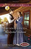Handpicked Husband (Love Inspired Historical: Texas Grooms)