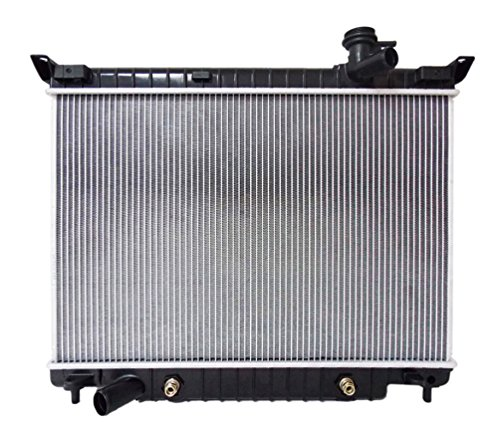 RADIATOR FOR BUICK CHEVY GMC FITS RAINIER TRAILBLAZER ENVOY 4.2 L6 2458