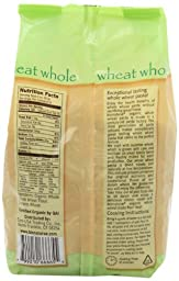 bionaturae Organic Pasta, Whole Wheat Penne Rigate, 16-Ounce Bags (Pack of 6)