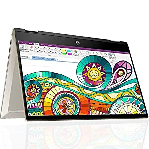 HP Pavilion X360 14 Inch 2-in-1 Touchscreen Laptop