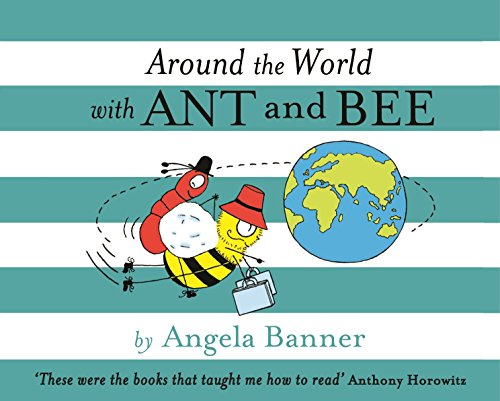around the world with ant and bee ant bee