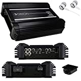 NEW Orion XTR1500.1Dz XTR Series 1500 Watts RMS Car Audio Amp CEA-2006 Compliant Power Ratings Xtreme Amplifier with Remote Bass Boost Control Knob Included (XTR1500.1D) W/ FREE ALPHASONIK EARBUDS