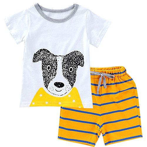 Popshion Kids Pajama Shorts Pajamas for ...