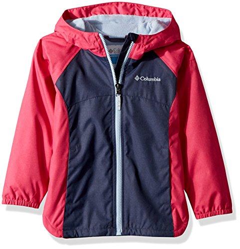 Columbia Girls' Big Endless Explorer Jacket, Nocturnal/Cactus Pink, -