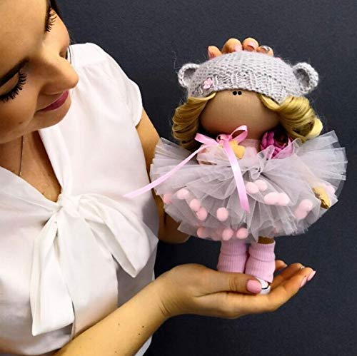 Cloth Handmade Doll Ragdoll Interior doll