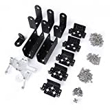 robot arm claw - Robotic Arm Kit,Disassembled 6 Degrees of Freedom Mechanical Robot Arm Clamp Claw