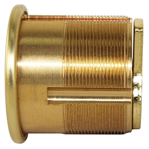 Marks Metro #2161 Solid 1-1/8'' Mortise Cylinder