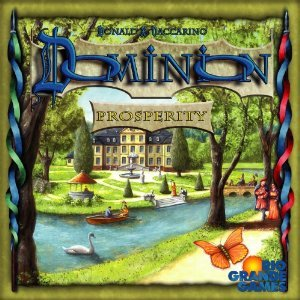 Dominion Prosperity by Rio Grande Games