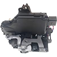 Door Lock Actuator Front Right Hand Passenger Side 3B1837016A Compatible With VW Beetle Golf Gti Passat