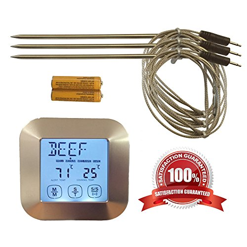 Clever Life Thermometer Stainless Temperature product image