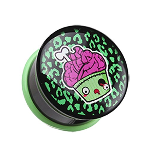 00 gauges plugs zombies - 6