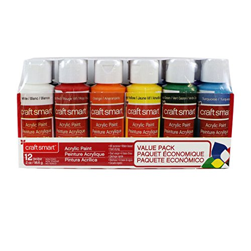acrylic paint pack - 5