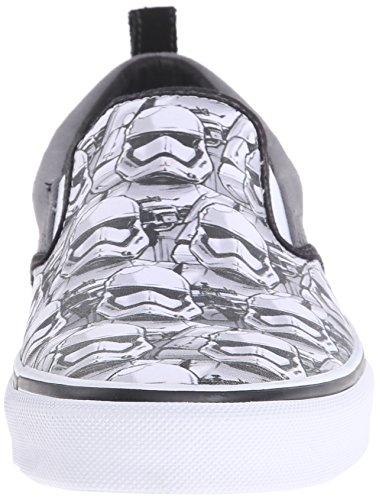 Skechers On Star Slip Stormtrooper Men's Sneaker Wars White rrnxS