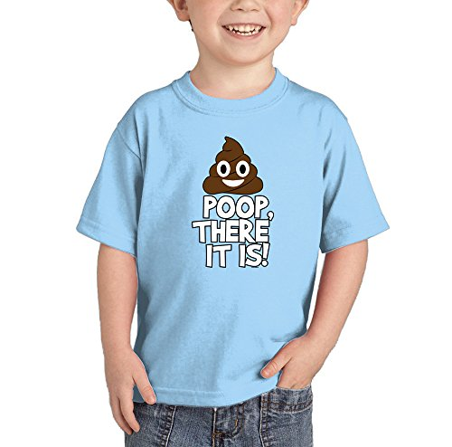 Toddler Infant Poop There T shirt