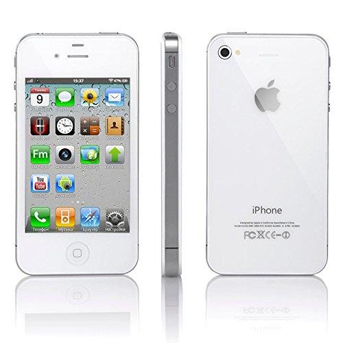 Apple iPhone 4 8 GB  Unlocked GSM , White