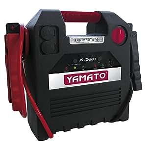 YAMATO 7170060 Arrancador Bateria Yamato 12-18 Ah 500/1000A