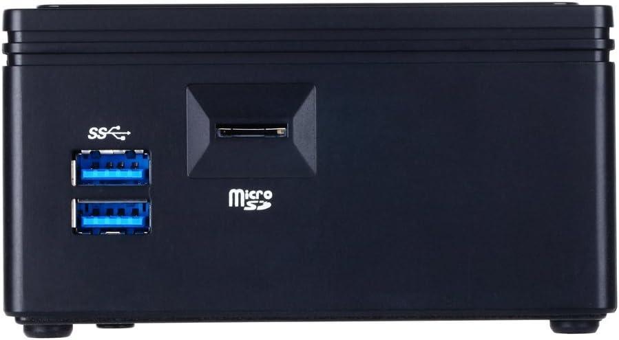 Gigabyte GB-BACE-3150 - PC/estación de trabajo barebone - Barebón ...