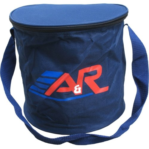 A& R Sports Hockey Puck Bag PBAG