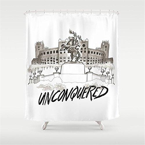 Weeya Unconquered - FSU Print Shower Curtain 60x72 inch