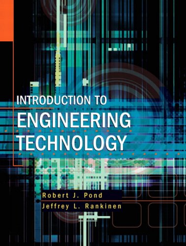 Introduction to Engineering Technology (7th Edition)