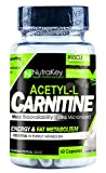 NutraKey L-Carnitine 500mg, 60-Count